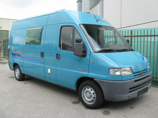 PEUGEOT BOXER POSSL DUO