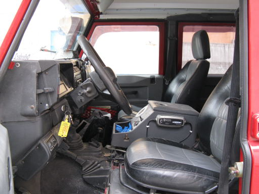 LAND ROVER DEFENDER LD 110 SW 6X4