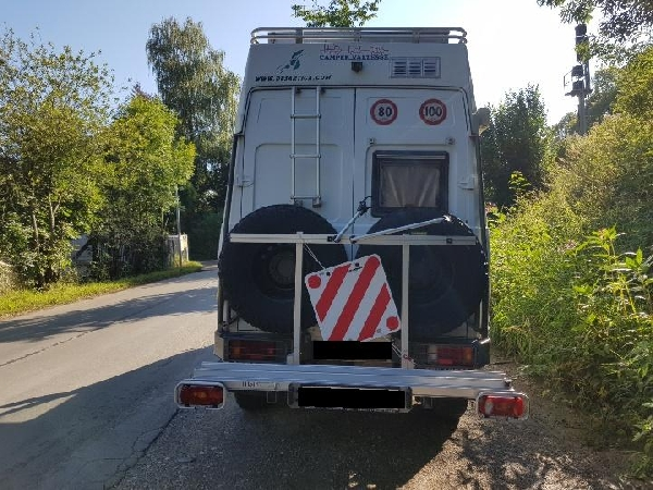 IVECO DAILY 40.10W 4X4