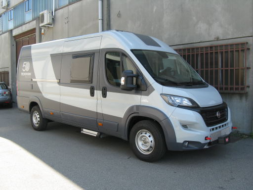 FIAT NEW DUCATO TECNOFORM 4X4