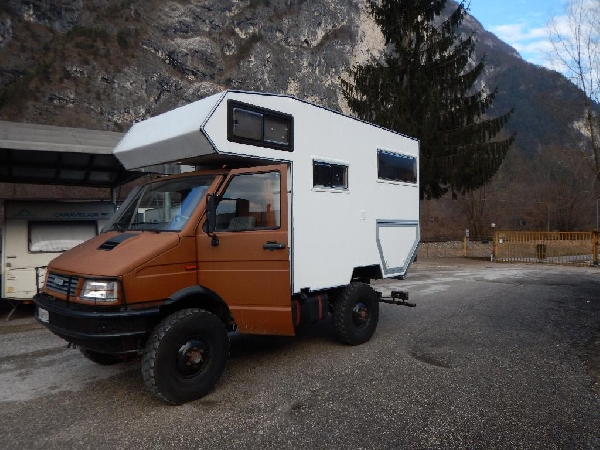 IVECO DAILY 35.10 4X4