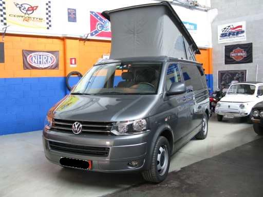 VOLKSWAGEN CALIFORNIA BEACH 4 MOTION DSG