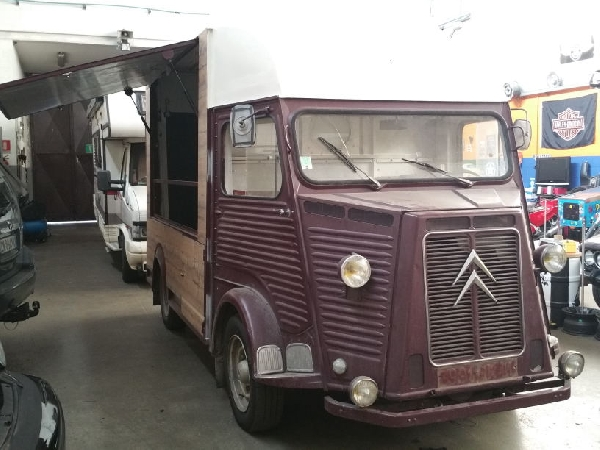CITROEN HY 72 STREET FOOD