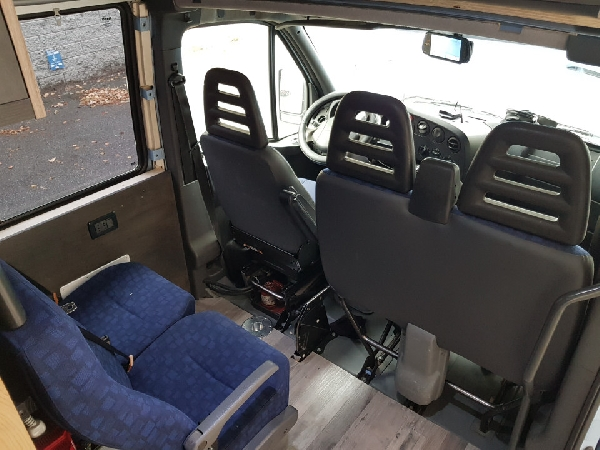 IVECO DAILY 35 COMBI