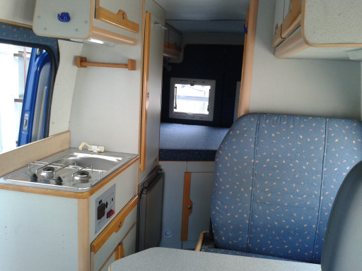 MERCEDES SPRINTER 313 CDI FORTUNA PAGO